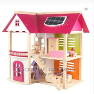 Pink Doll House | Toys for sale in Lagos State, Surulere