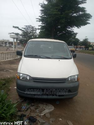 Toyota Hiace 2003 White   Buses & Microbuses for sale in Lagos State, Alimosho