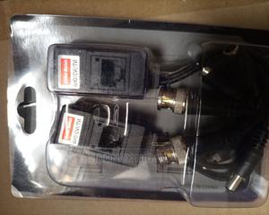 Video Balun 300meters CCTV BNC Video Balun To UTP Connector   Accessories & Supplies for Electronics for sale in Lagos State, Ikeja