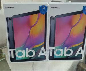New Samsung Galaxy Tab a 10.1 (2019) 32 GB Black   Tablets for sale in Lagos State, Ikeja