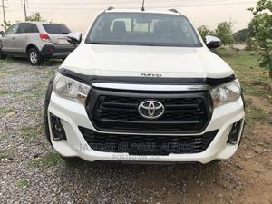 Toyota Hilux 2019 White | Cars for sale in Abuja (FCT) State, Lugbe District