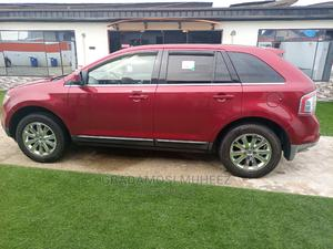 Ford Edge 2008 Red | Cars for sale in Lagos State, Ogudu