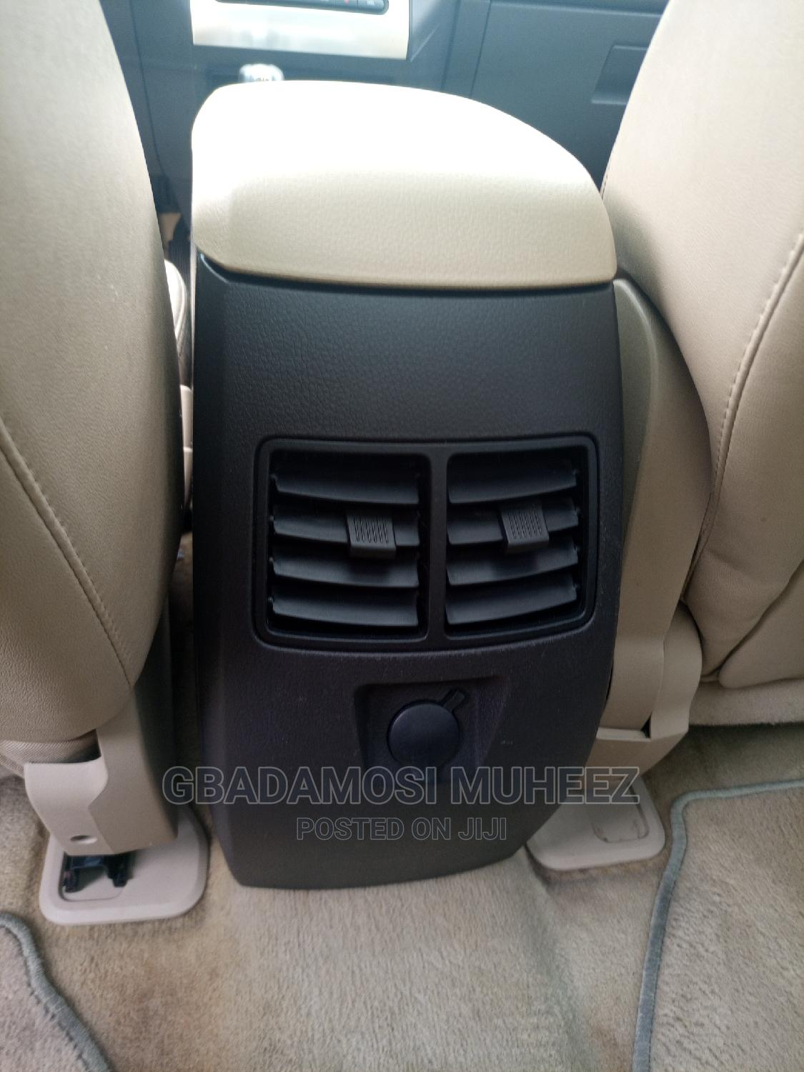 Ford Edge 2008 Red | Cars for sale in Ogudu, Lagos State, Nigeria