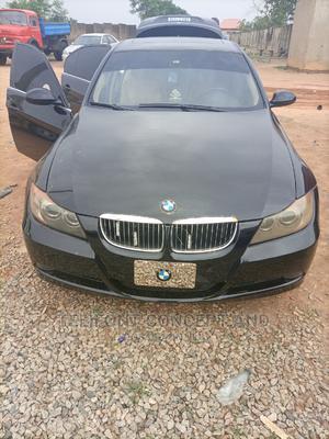 BMW 325i 2006 Black | Cars for sale in Abuja (FCT) State, Kubwa