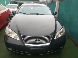 Lexus ES 2008 350 Black | Cars for sale in Lagos State, Agege