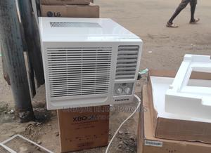 <Polystar Window Ac 1hp Unit Powerful Cooling Up Down   Home Appliances for sale in Lagos State, Ojo