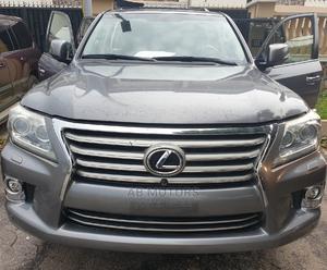 Lexus LX 2014 570 Base Gray | Cars for sale in Lagos State, Amuwo-Odofin