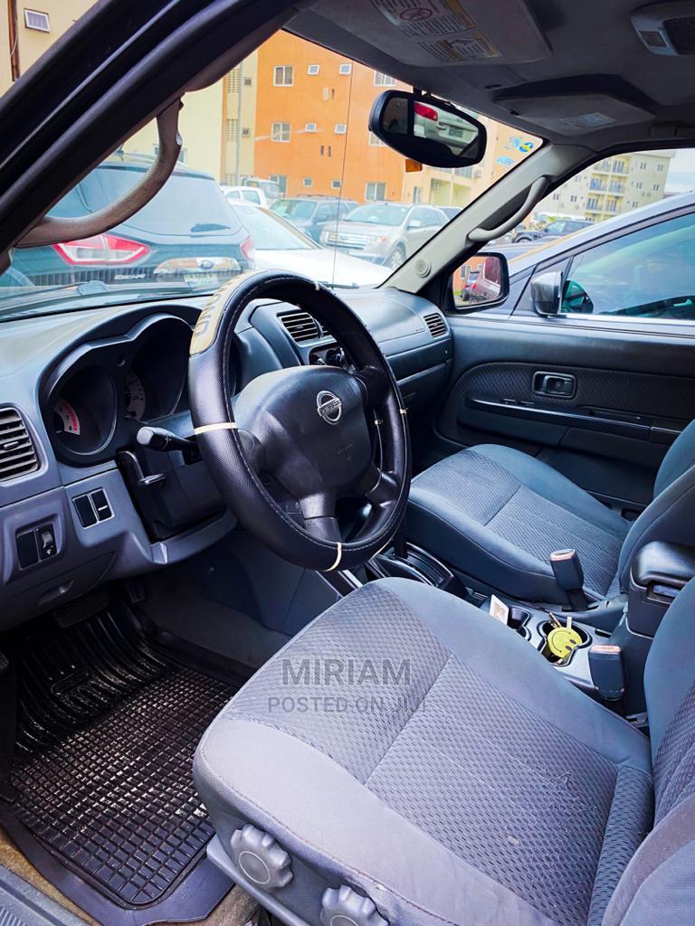 Archive: Nissan Xterra 2004 Automatic Black