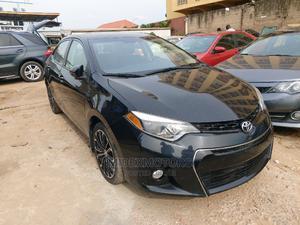 Toyota Corolla 2015 Black | Cars for sale in Lagos State, Ikeja