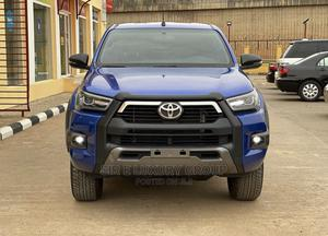 New Toyota Hilux 2021 Blue | Cars for sale in Abuja (FCT) State, Central Business District