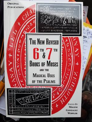 Six and Seven Books of Moses and the Use of Psalms   Books & Games for sale in Lagos State, Yaba