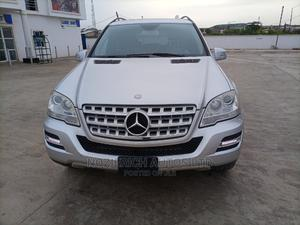 Mercedes-Benz M Class 2011 ML 350 4Matic Silver   Cars for sale in Lagos State, Amuwo-Odofin