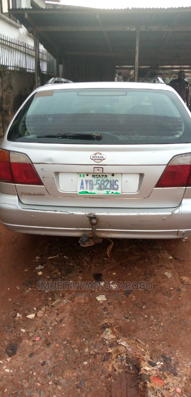 Nissan Primera 2002 Wagon Silver | Cars for sale in Benin City, Edo State, Nigeria
