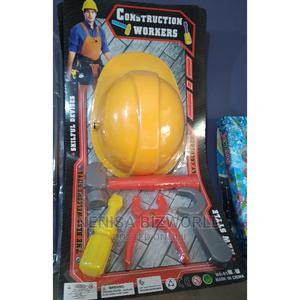 Toy Construction Workers Costume Set for Kids | Toys for sale in Lagos State, Kosofe