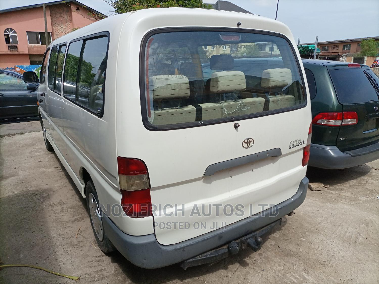 Toyota Hiace 2007 White   Buses & Microbuses for sale in Ikeja, Lagos State, Nigeria