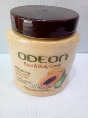 ODEON Face Body Scrub Papaya Cacumber   Skin Care for sale in Lagos State, Amuwo-Odofin