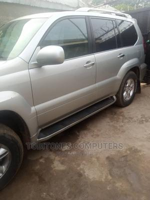 Lexus GX 2005 470 Sport Utility Silver | Cars for sale in Abuja (FCT) State, Wuse