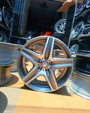Size 20 Inches for Mercedes Benz Follow Come AMG Available | Vehicle Parts & Accessories for sale in Lagos State, Mushin