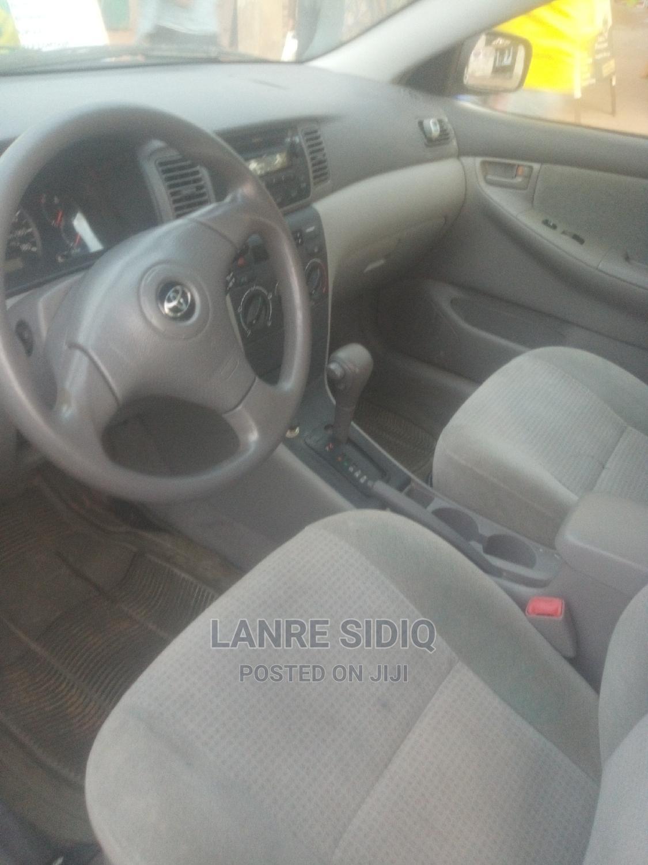 Toyota Corolla 2009 Silver | Cars for sale in Abule Egba, Lagos State, Nigeria