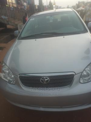 Toyota Corolla 2009 Silver | Cars for sale in Lagos State, Abule Egba
