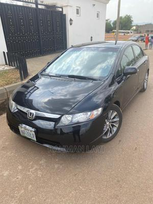 Honda Civic 2010 Black   Cars for sale in Abuja (FCT) State, Wuse 2