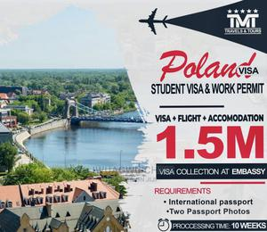 Study And Work In Poland As A Student | Travel Agents & Tours for sale in Rivers State, Port-Harcourt