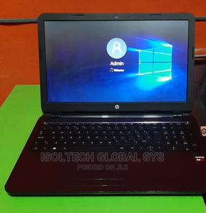 Laptop HP Pavilion 15 4GB AMD A8 500GB   Laptops & Computers for sale in Lagos State, Oshodi