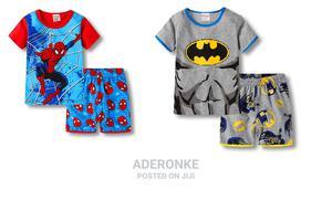 Spiderman and Batman Pyjama Pjs | Children's Clothing for sale in Lagos State, Ikeja