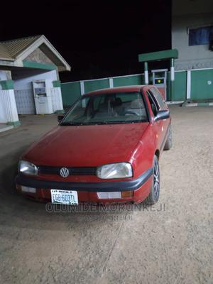 Volkswagen Golf 2000 1.6 Red   Cars for sale in Oyo State, Ibadan