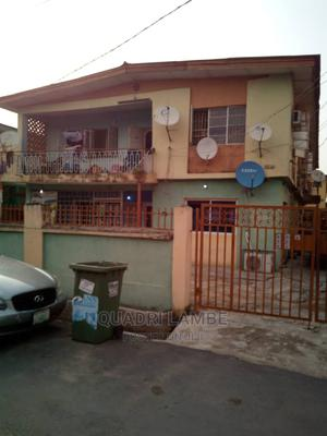 A Block of 4 Flat of Three Bedroom Flat | Houses & Apartments For Sale for sale in Surulere, Aguda / Surulere