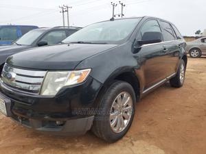Ford Edge 2007 SE 4dr FWD (3.5L 6cyl 6A) Black | Cars for sale in Abuja (FCT) State, Jabi