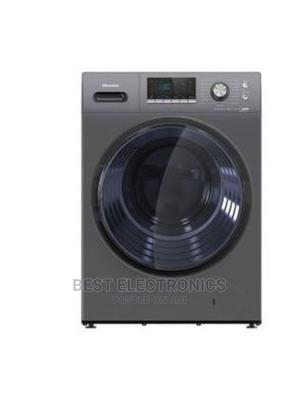 Hisense WASHING MACHINE (10KG Washer and 7KG Dryer) | Home Appliances for sale in Abuja (FCT) State, Kubwa