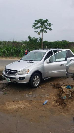 Mercedes-Benz M Class 2008 ML 350 4Matic Silver | Cars for sale in Akwa Ibom State, Uyo