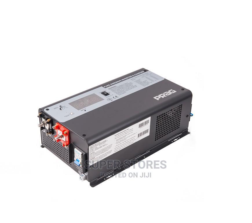 2KVA – 24V Wall Mount Inverter - Prag | Solar Energy for sale in Alimosho, Lagos State, Nigeria
