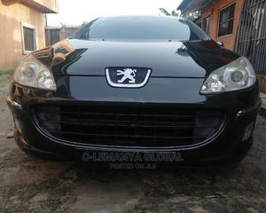 Peugeot 407 2006 Black   Cars for sale in Rivers State, Port-Harcourt