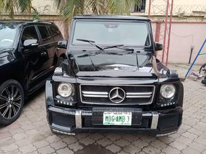 Mercedes-Benz G-Class 2005 Black | Cars for sale in Lagos State, Ojo