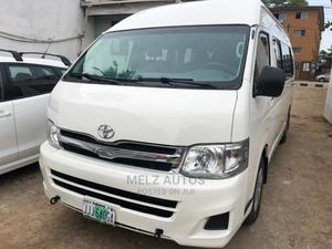 Toyota Hiace 2014 White | Buses & Microbuses for sale in Lagos State, Ikeja