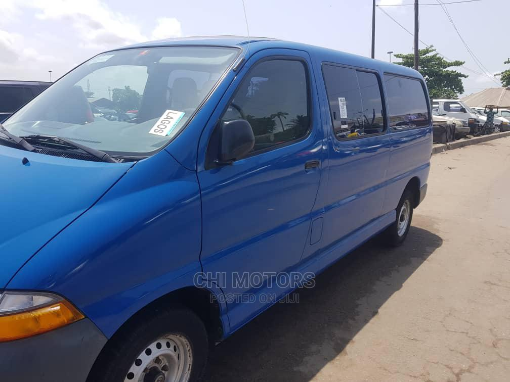 Toyota Hiace Bus 2002 | Buses & Microbuses for sale in Apapa, Lagos State, Nigeria