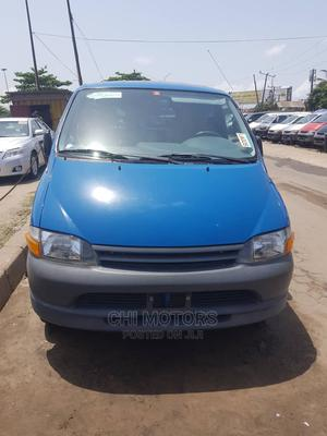 Toyota Hiace Bus 2002 | Buses & Microbuses for sale in Lagos State, Apapa