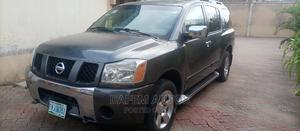 Nissan Armada 2006 Gray | Cars for sale in Lagos State, Abule Egba