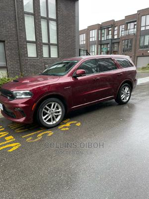 Dodge Durango 2021 Red | Cars for sale in Lagos State, Lekki