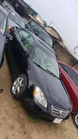 Nissan Altima 2004 2.5 Black   Cars for sale in Akwa Ibom State, Uyo