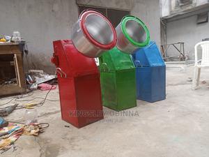 Fabricated Peanut Flour Coating Machine | Restaurant & Catering Equipment for sale in Lagos State, Orile