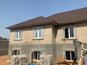 5bedrooms Semi Detached Bungalow With a Room BQ | Houses & Apartments For Sale for sale in Abuja (FCT) State, Gwarinpa