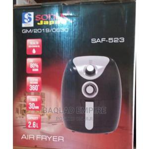 Sonik 2L AIR FRYER With 360° Heating Rotation   Kitchen Appliances for sale in Lagos State, Lagos Island (Eko)