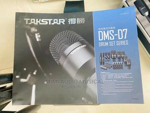 7set Drum Microphone | Musical Instruments & Gear for sale in Lagos State, Ojo