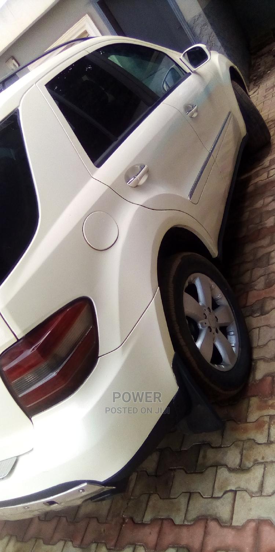 Archive: Mercedes-Benz M Class 2006 White