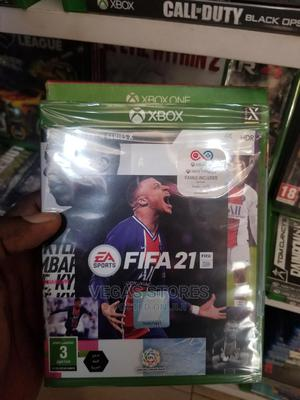 Xbox One Fifa21 | Video Games for sale in Lagos State, Ikeja