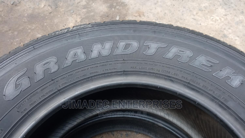285/60r18 Dunlop Tyre