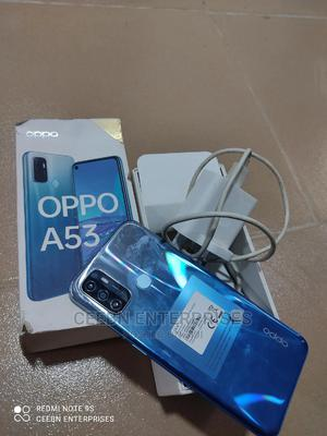 Oppo A53 64 GB Blue | Mobile Phones for sale in Plateau State, Jos